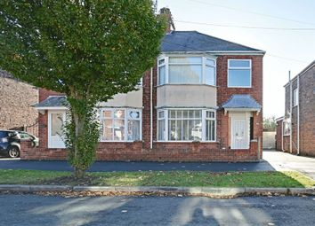Thumbnail 3 bedroom semi-detached house for sale in Goddard Avenue, Hull