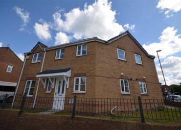 Thumbnail 3 bed semi-detached house to rent in Everside Drive, Cheetwood, Manchester, Greater Manchester