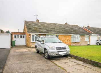 Thumbnail 2 bed semi-detached bungalow for sale in Castle Drive, The Hayes, Willenhall