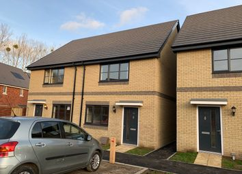 Thumbnail 2 bed terraced house for sale in Longster Road, North Stoneham Park, Eastleigh