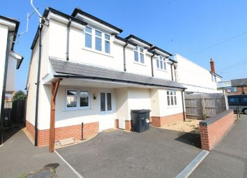Thumbnail 4 bed semi-detached house to rent in Ensbury Avenue, Bournemouth
