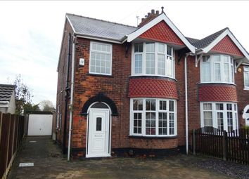 Thumbnail 3 bed semi-detached house for sale in Alan Crescent, Scunthorpe