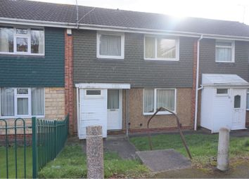 Thumbnail 3 bed terraced house for sale in Westminster Close, Nottingham