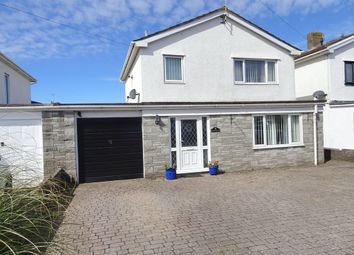 Thumbnail 3 bed detached house for sale in West Park Drive, Nottage, Porthcawl