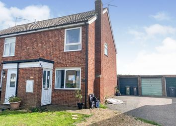 2 bed semi-detached house for sale in Marlborough Green Crescent, Martham, Great Yarmouth NR29