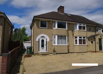 Thumbnail 3 bed property to rent in Fairlie Road, Cowley, Oxford