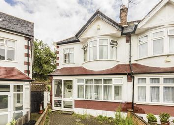 Thumbnail 3 bed semi-detached house for sale in Kirkstall Gardens, London