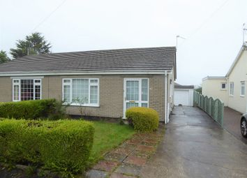 Thumbnail 2 bed semi-detached bungalow for sale in Oaklands Avenue, Bridgend