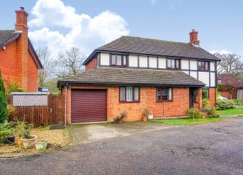 Thumbnail 5 bed detached house for sale in Holbein Gardens, West Hunsbury, Northampton