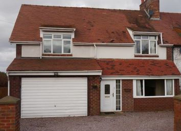 Thumbnail 5 bed semi-detached house to rent in Chebsey, Stafford