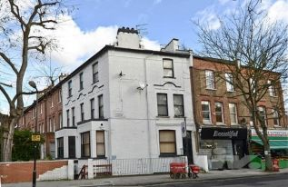 Thumbnail 1 bed flat to rent in Goldhurst Terrace, Hampstead