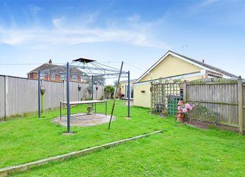 Thumbnail 2 bed semi-detached bungalow for sale in Redoubt Way, Dymchurch, Romney Marsh, Kent