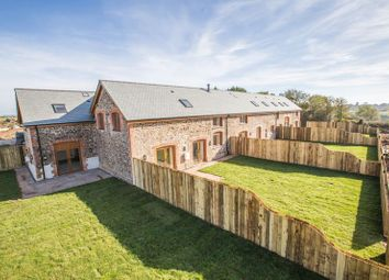 Thumbnail 3 bedroom end terrace house for sale in Morchard Bishop, Crediton