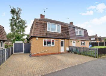 Thumbnail 3 bed semi-detached house for sale in Pepper Road, Calverton, Nottingham