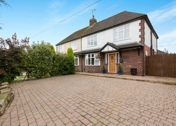Thumbnail 4 bed semi-detached house for sale in Congleton Road, Biddulph