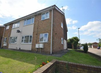 Thumbnail 2 bed flat for sale in Lisheen Avenue, Castleford, West Yorkshire