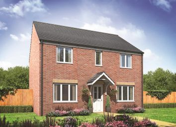 Thumbnail 4 bedroom detached house for sale in Plot 209, The Chedworth, Cardea, Peterborough