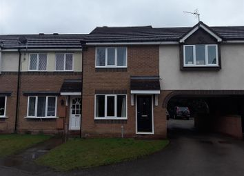 Thumbnail 2 bed terraced house to rent in Barkstone Drive, Shrewsbury