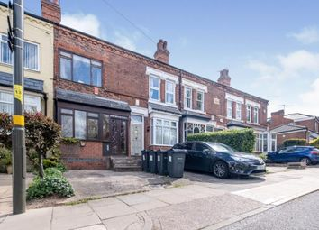 Thumbnail 3 bed terraced house for sale in Avenue Road, Kings Heath, Birmingham, West Midlands