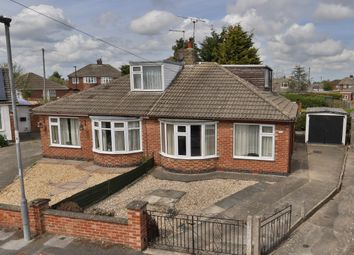 Thumbnail 3 bed bungalow for sale in Beech Glade, York, North Yorkshire