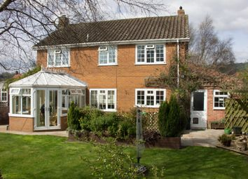 Thumbnail 4 bed detached house for sale in Mill Lane, Ampleforth, York