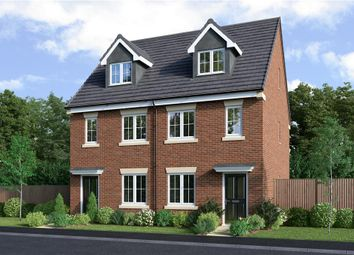 """3 bed town house for sale in """"The Masterton"""" at Flatts Lane, Normanby, Middlesbrough TS6"""