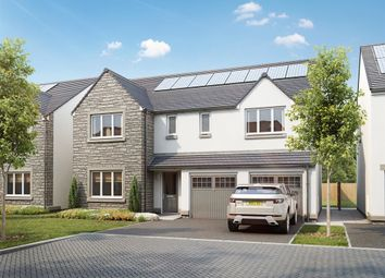 "Thumbnail 5 bed detached house for sale in ""The Stenton"" at Burdiehouse Road, Edinburgh"
