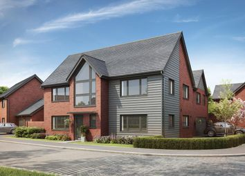 Thumbnail 5 bed detached house for sale in Tatenhill Lane, Branston, Burton-On-Trent