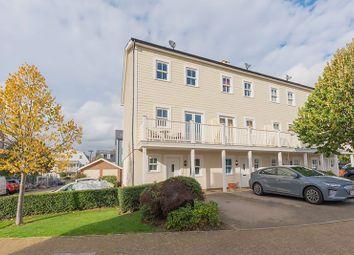Westmount Close, Worcester Park KT4. 4 bed end terrace house for sale