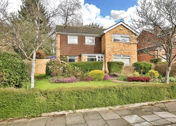 Thumbnail 4 bedroom detached house for sale in Heol Y Delyn, Lisvane, Cardiff