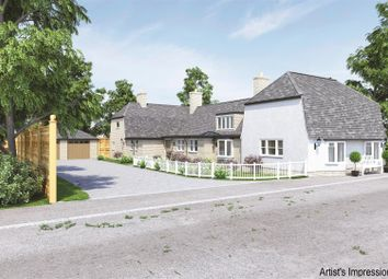 Thumbnail 4 bed detached house for sale in Rectory Road, Bluntisham, Huntingdon