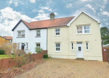 Thumbnail 3 bed semi-detached house to rent in High Street, Sproughton, Ipswich