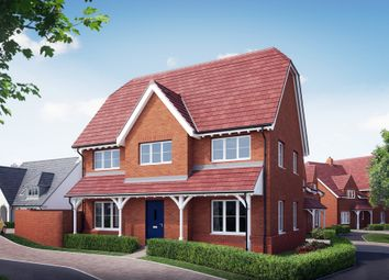 "Thumbnail 4 bedroom property for sale in ""The Welwyn"" at William Morris Way, Tadpole Garden Village, Swindon"