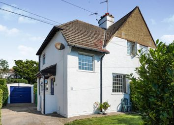 Vale Road, Seaford BN25. 2 bed semi-detached house