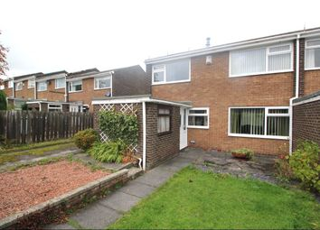 Thumbnail 3 bed terraced house for sale in Fines Park, Stanley