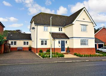 Chestnut Close, Chartham, Canterbury, Kent CT4. 5 bed detached house for sale