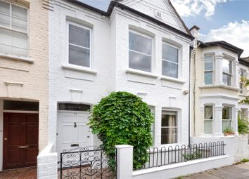 Thumbnail 3 bed terraced house for sale in Rainville Road, Fulham Broadway, Fulham, London