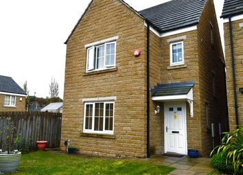 Thumbnail 4 bedroom detached house for sale in Wheathouse Grove, Birkby, Huddersfield