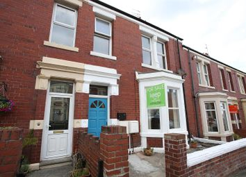 Thumbnail 4 bed terraced house for sale in North Parade, Whitley Bay