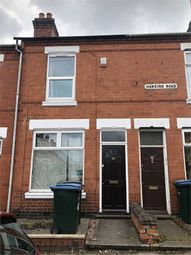 Thumbnail 2 bed terraced house to rent in Hawkins Road, Coventry, West Midlands