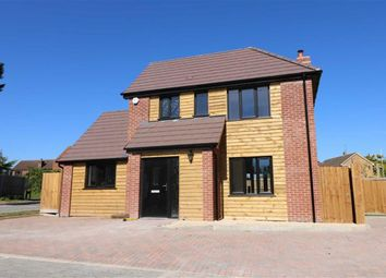 Thumbnail 3 bed detached house for sale in Gloucester Road, Hartpury, Gloucester