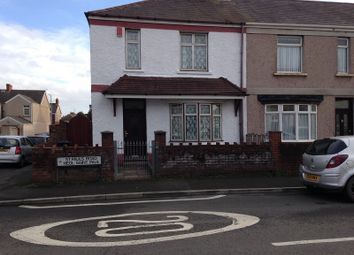 3 bed end terrace house for sale in St. Pauls Road, Port Talbot, Neath Port Talbot. SA12