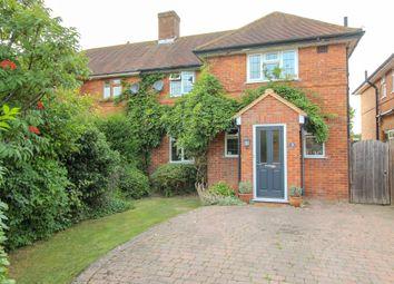 Thumbnail 4 bed semi-detached house for sale in Kingsmead, Monks Risborough, Princes Risborough