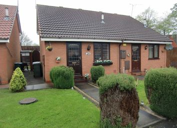 Thumbnail 1 bed semi-detached bungalow to rent in Talland Avenue, Courthouse Green, Coventry