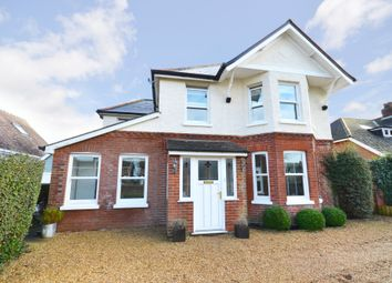Thumbnail 5 bed detached house for sale in Palmers Road, Wootton Bridge, Ryde