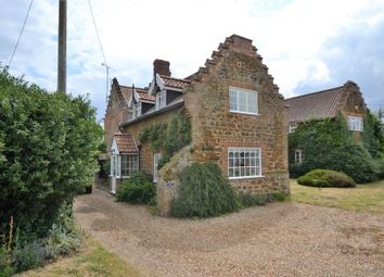 Thumbnail 3 bed cottage for sale in Common Lane, North Runcton, King's Lynn