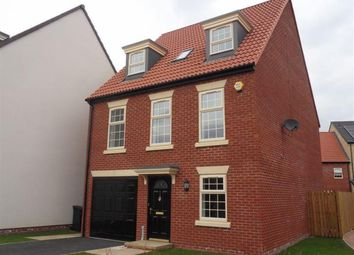 Thumbnail 4 bed property to rent in Diamond Drive, Corby