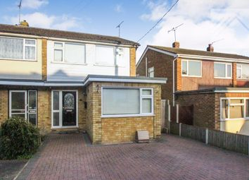 Thumbnail 3 bed semi-detached house for sale in Uplands Road, Benfleet
