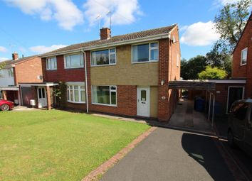 3 bed semi-detached house for sale in Newton Leys, Burton-On-Trent DE15