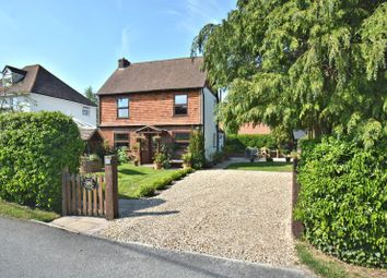 Thumbnail 3 bed detached house for sale in Fieldside, East Hagbourne, Didcot